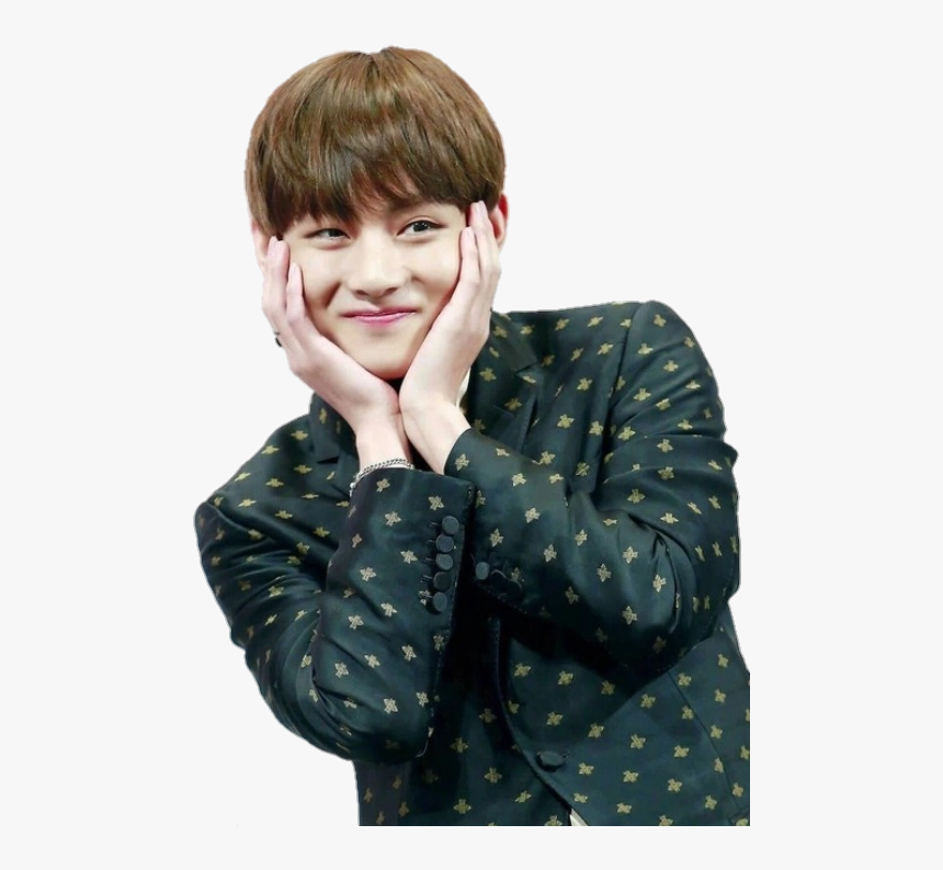 Bts V Cute Hd Png Download Kindpng