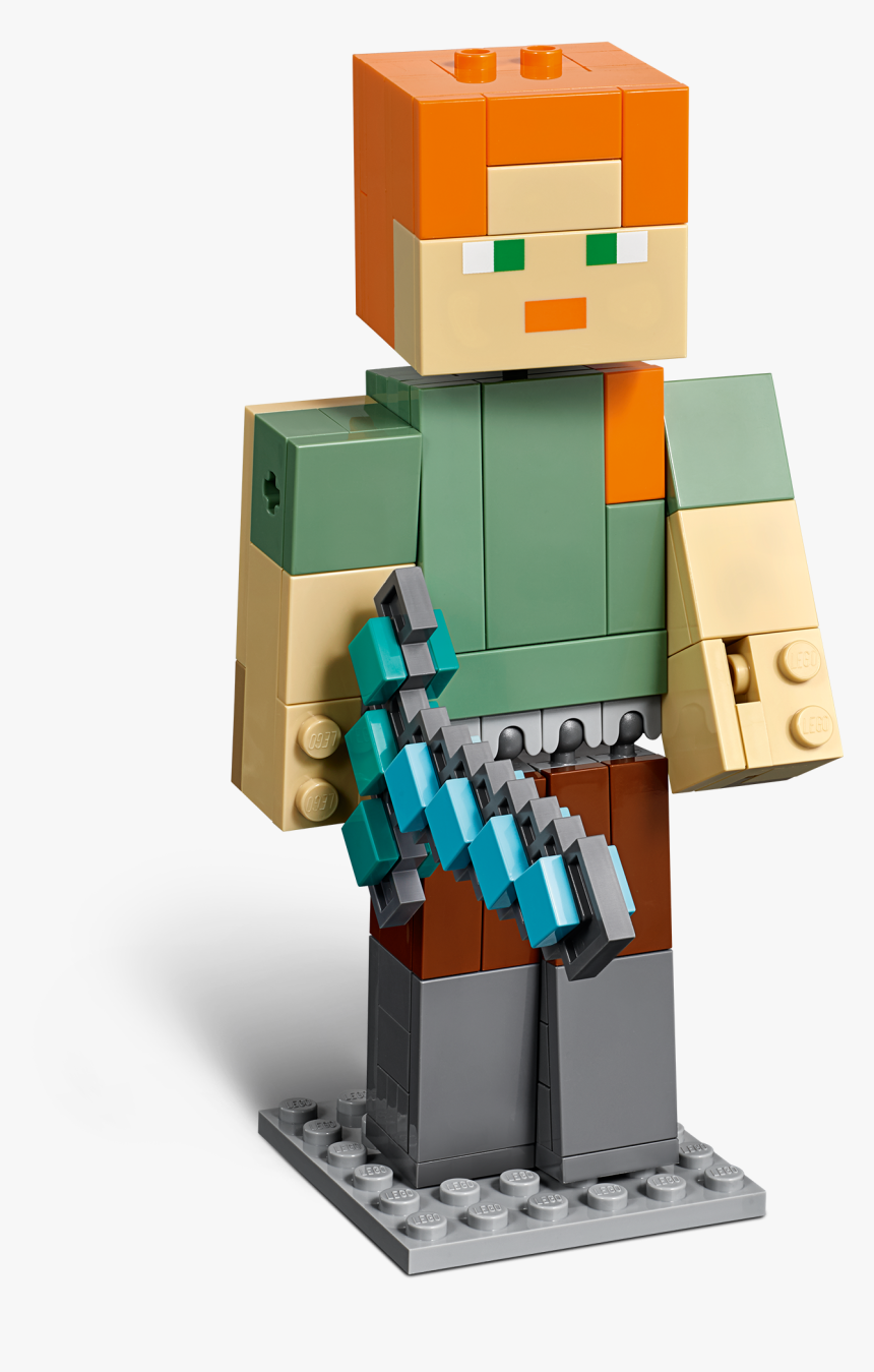 Minecraft Alex, HD Png Download, Free Download