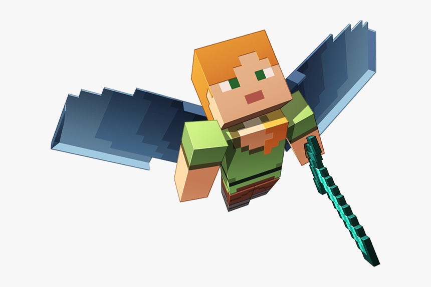 Personajes De Minecraft En Png, Transparent Png, Free Download
