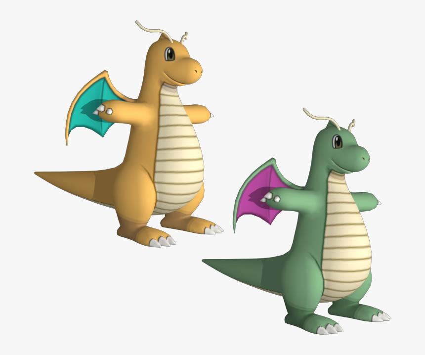 Download Zip Archive - Dragonite 3d Model, HD Png Download, Free Download