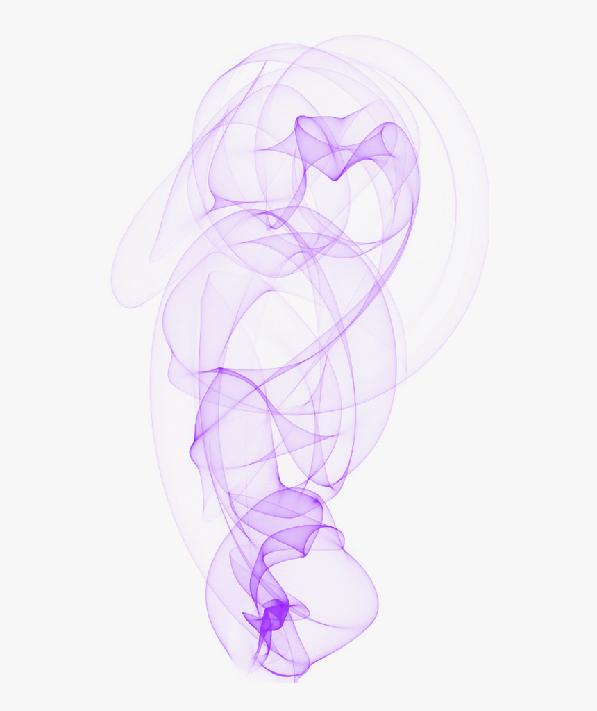 💨 #smoke #color #purple #abstract #pattern #magic - Sketch Abstract Png, Transparent Png, Free Download