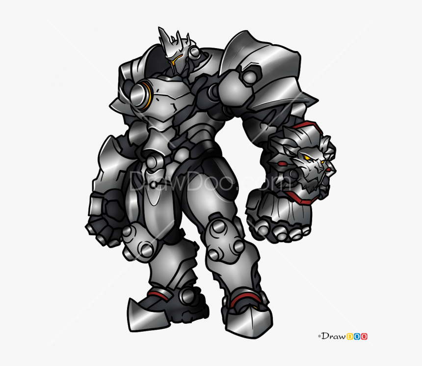 Transparent Reinhardt Png - Overwatch Reinhardt Transparent, Png Download, Free Download