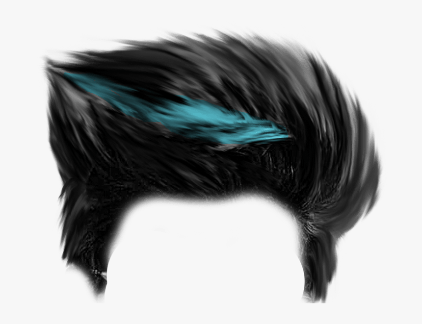 200 Hair Zip File Download - Boy Hair Style Png, Transparent Png, Free Download