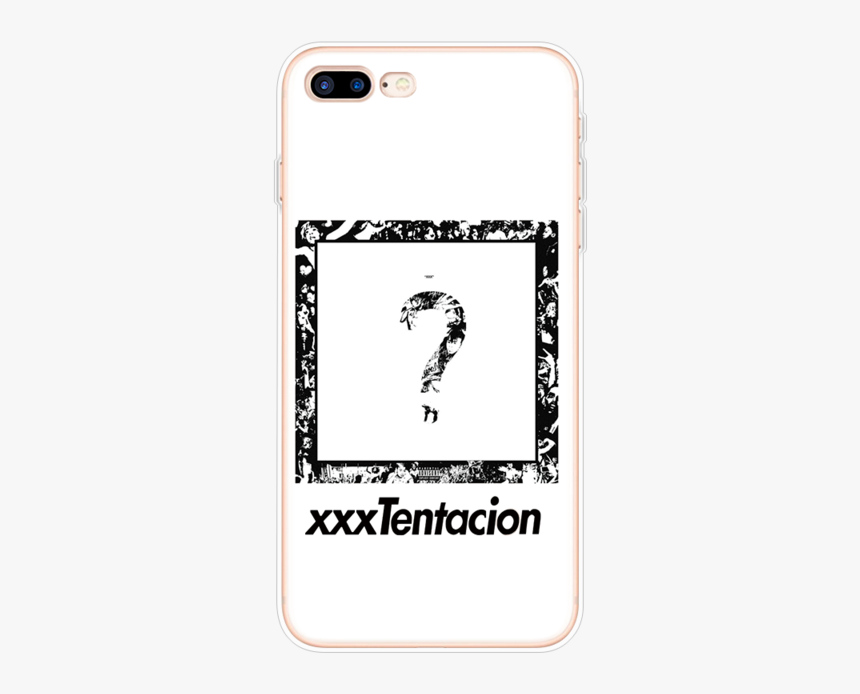 Xxxtentacion Soft Silicone Case For Iphone X Xs Max - Sticker Xxxtentacion, HD Png Download, Free Download