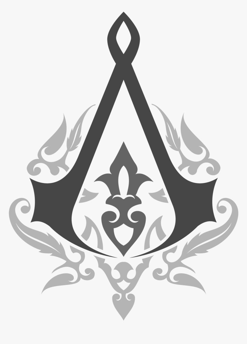 assassins creed logo transparent background