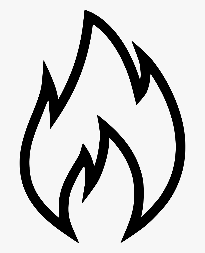 Flame Stock Illustrations – 176,988 Flame Stock ...  |Black Flame Icon
