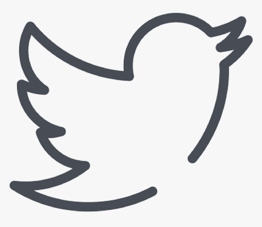 black twitter icon png transparent twitter logo png white - twitter black and white