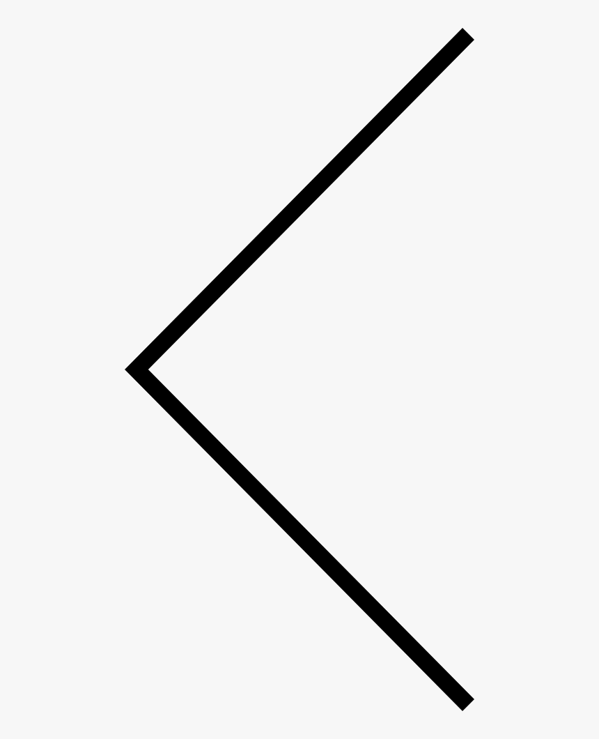 Home Icon Banner Left Arrow - Black And White Line, HD Png Download, Free Download