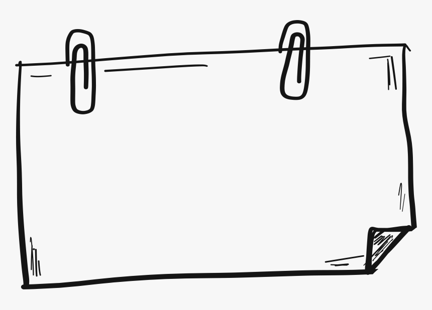 Transparent Hand Drawn Arrow Png - Hand Drawn Border Png, Png Download, Free Download