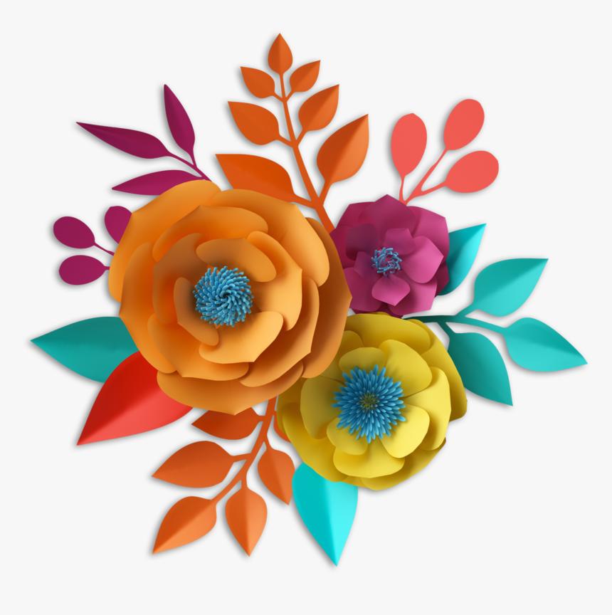 Transparent Gracias Png - Make Beautiful Paper Flowers, Png Download, Free Download
