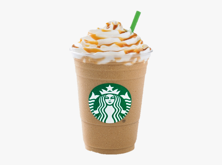 Image Starbucks Caramel Frappuccino Hd Png Download Kindpng