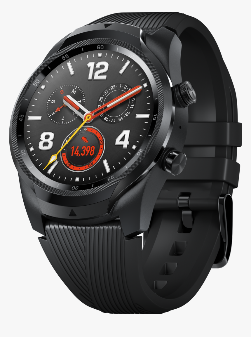 Ticwatch Pro 4g Lte, HD Png Download, Free Download