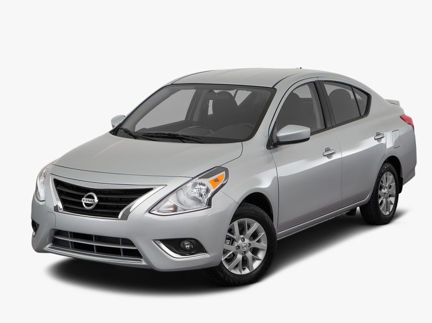 Nissan Versa 2017 Silver, HD Png Download, Free Download
