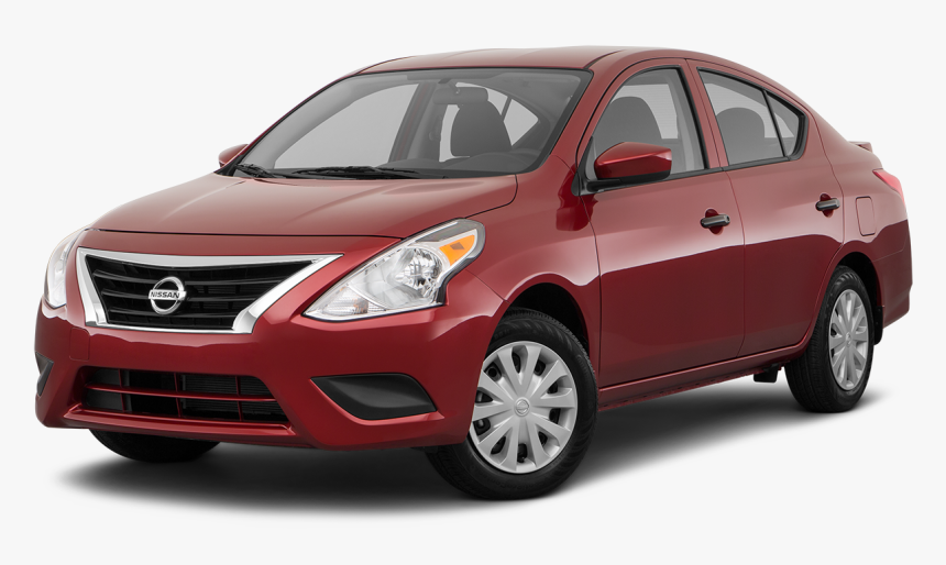 A Red Nissan Versa - 2018 Nissan Versa Note S, HD Png Download, Free Download