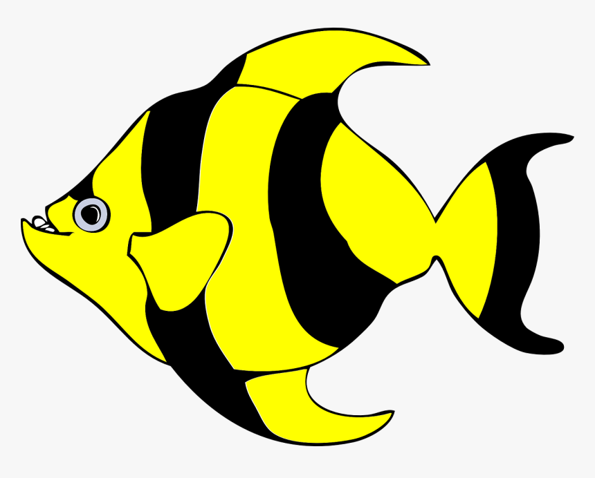 Fish Clipart, HD Png Download, Free Download