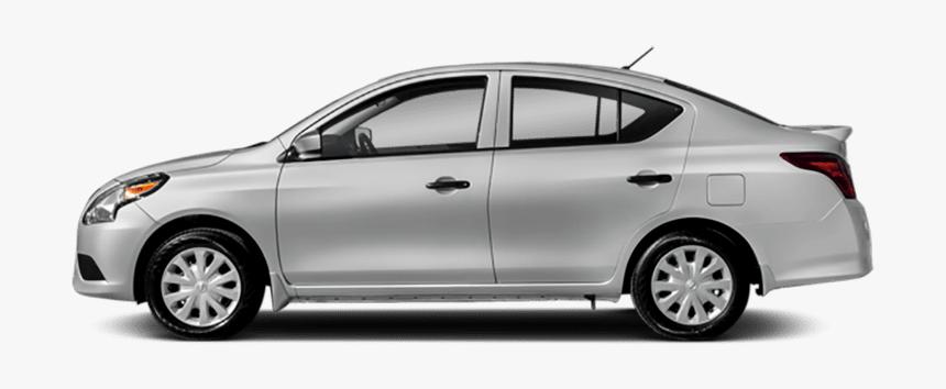 2019 Nissan Versa White, HD Png Download, Free Download