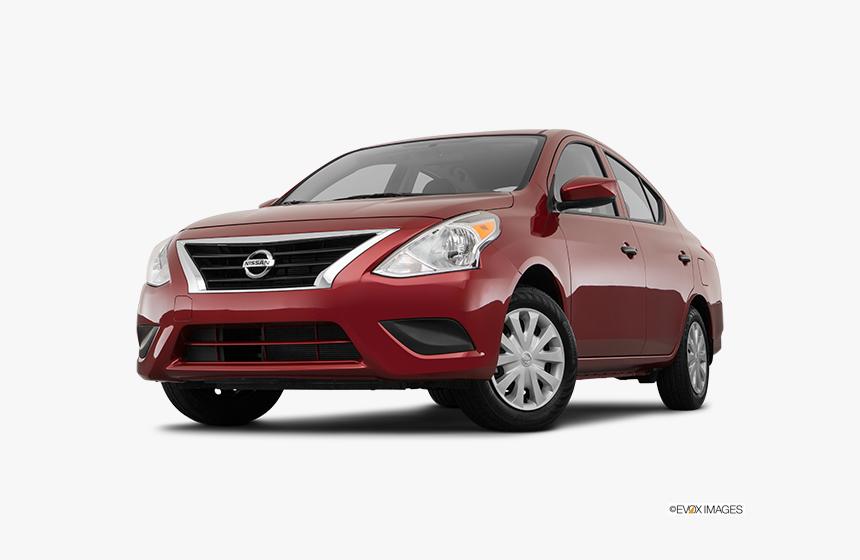 2018 Nissan Versa Sv Cvt - Nissan Versa 2017 Gray, HD Png Download, Free Download