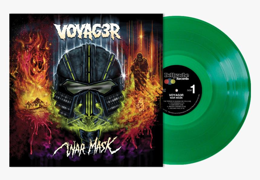 Image Of Voyag3r - Voyag3r War Mask, HD Png Download, Free Download