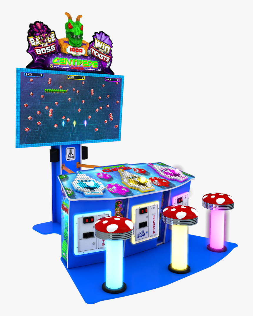 Centipede Chaos Centipede Chaos Arcade Game Hd Png Download Kindpng