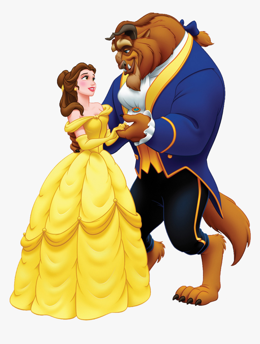 Belle Walt Disney Bella Y Bestia Disney Hd Png Download Kindpng