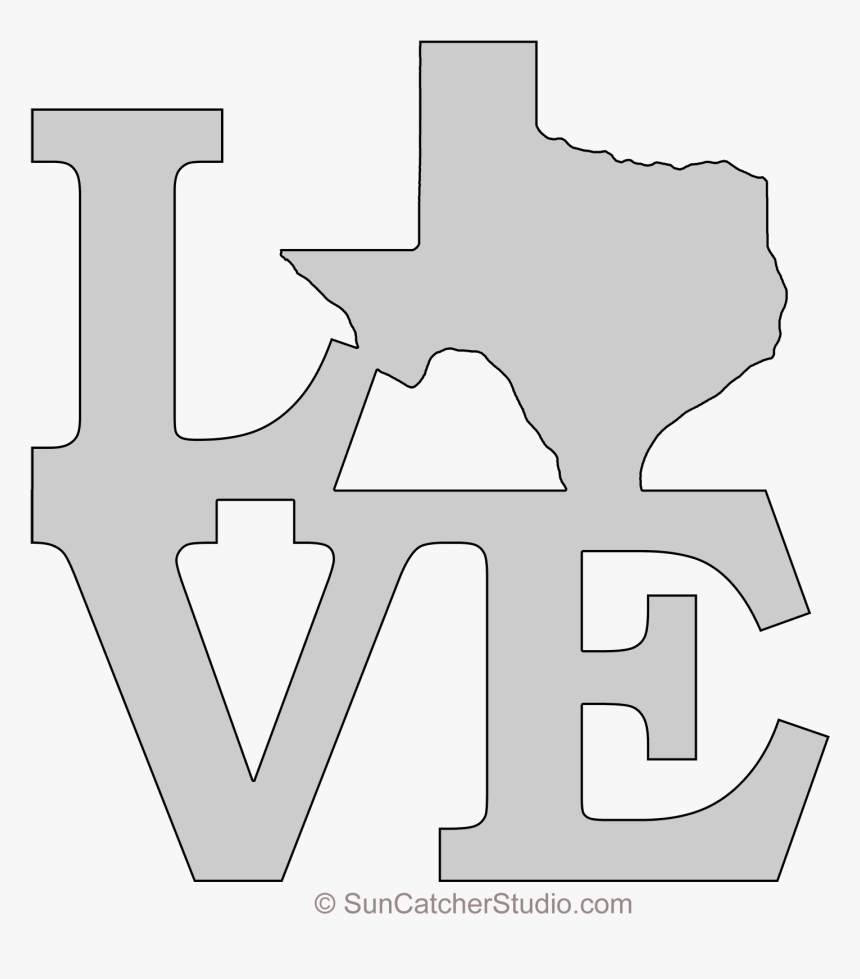 Transparent State Of Texas Clipart - Map Texas No Background, HD Png Download, Free Download