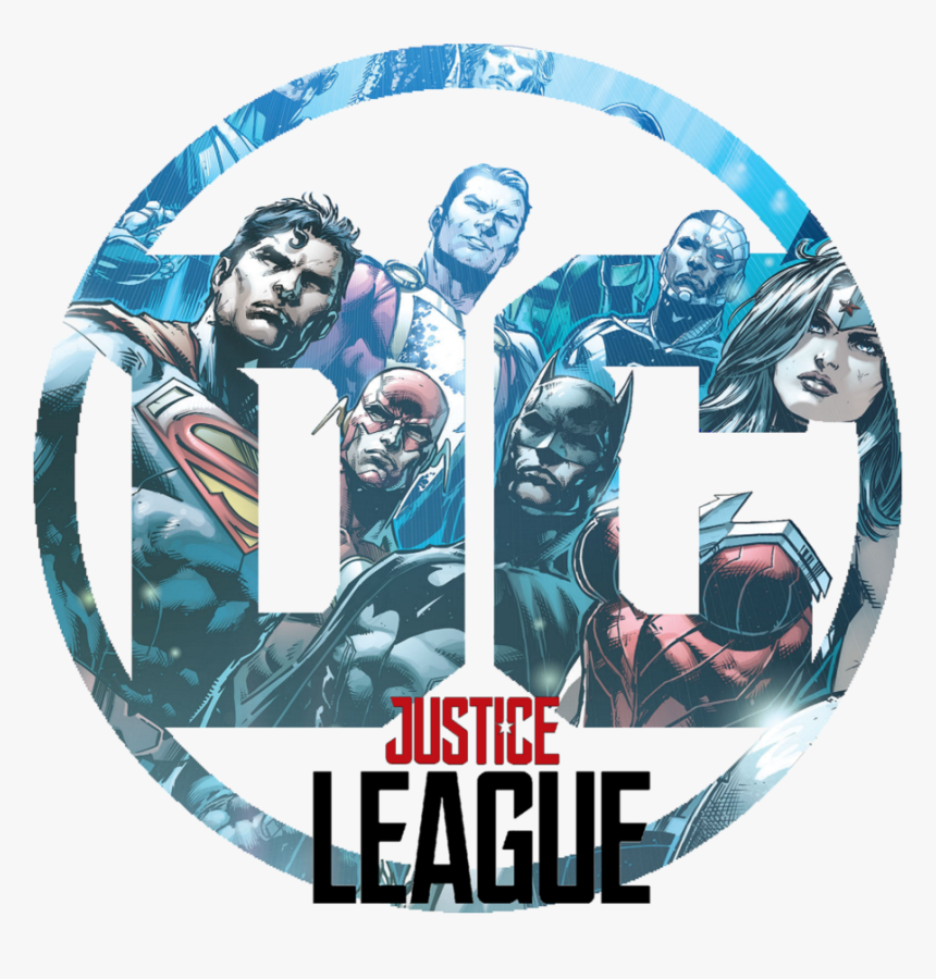 Transparent Justice League Png - Justice League Dc Comics Logo, Png Download, Free Download