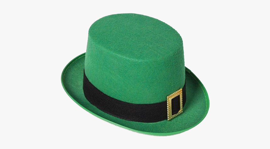 Leprechaun Hat Png Free Background St Patrick S Day Top Hat