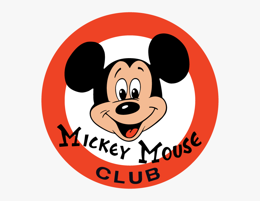 Mickey Mouse Clubhouse Logo Font - Mickey Mouse Club Vector, HD Png Download, Free Download