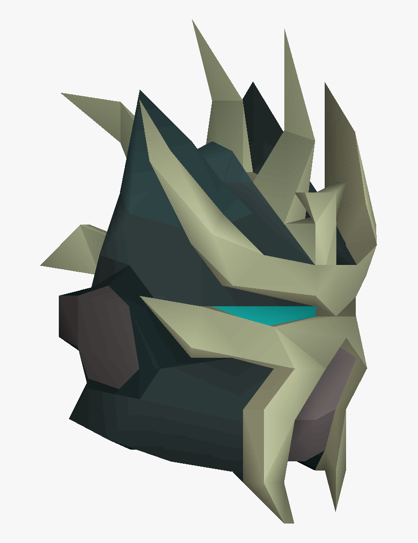 Osrs Hydra Slayer Helm, HD Png Download, Free Download