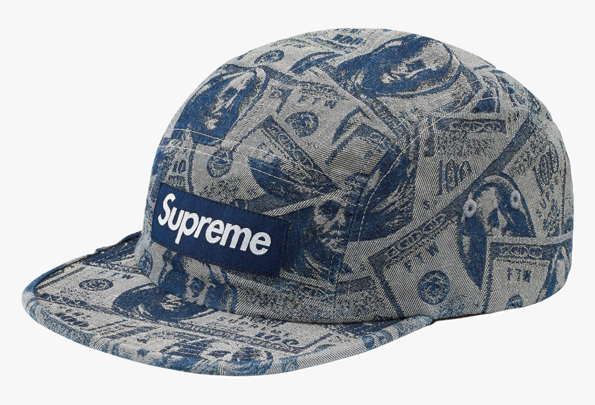 Supreme Hat Png - Dollar Hat Png, Transparent Png, Free Download