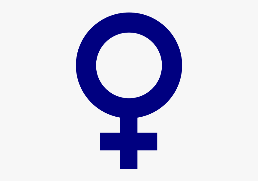 Area,text,symbol - Female Gender Symbol Small, HD Png Download, Free Download