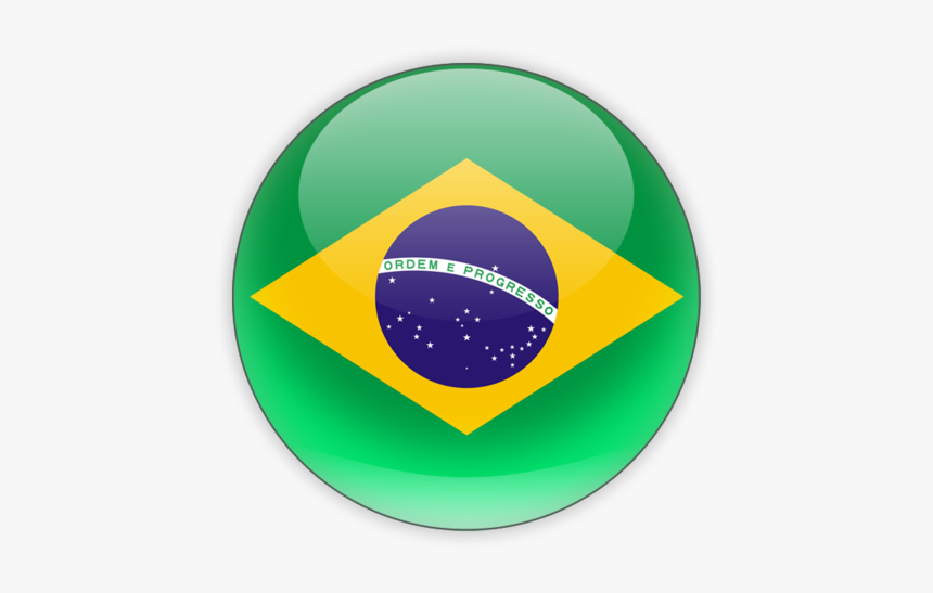 Brazil Flag Png - Brazil Flag Icon Png, Transparent Png, Free Download