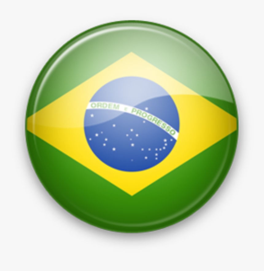 Brazil Brasil Of Flag Flags America South Clipart - Brazil Flag, HD Png Download, Free Download