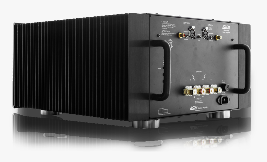Gfa-575se - Adcom Amplifier, HD Png Download, Free Download