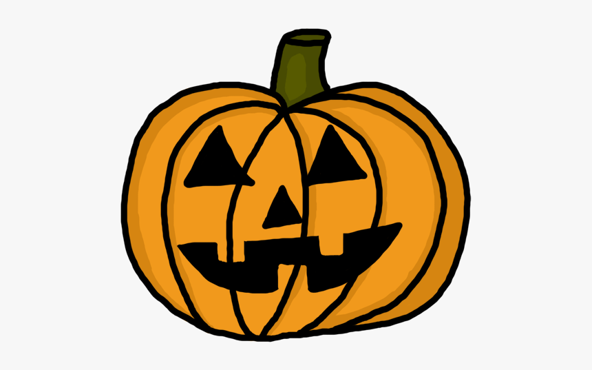 Halloween Pumpkins Clipart - Transparent Background Pumpkin Clipart, HD Png  Download - kindpng