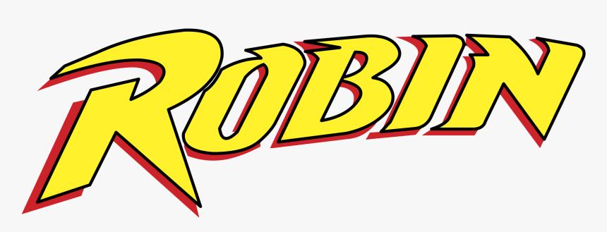 Logo Robin Dc Comics, HD Png Download, Free Download