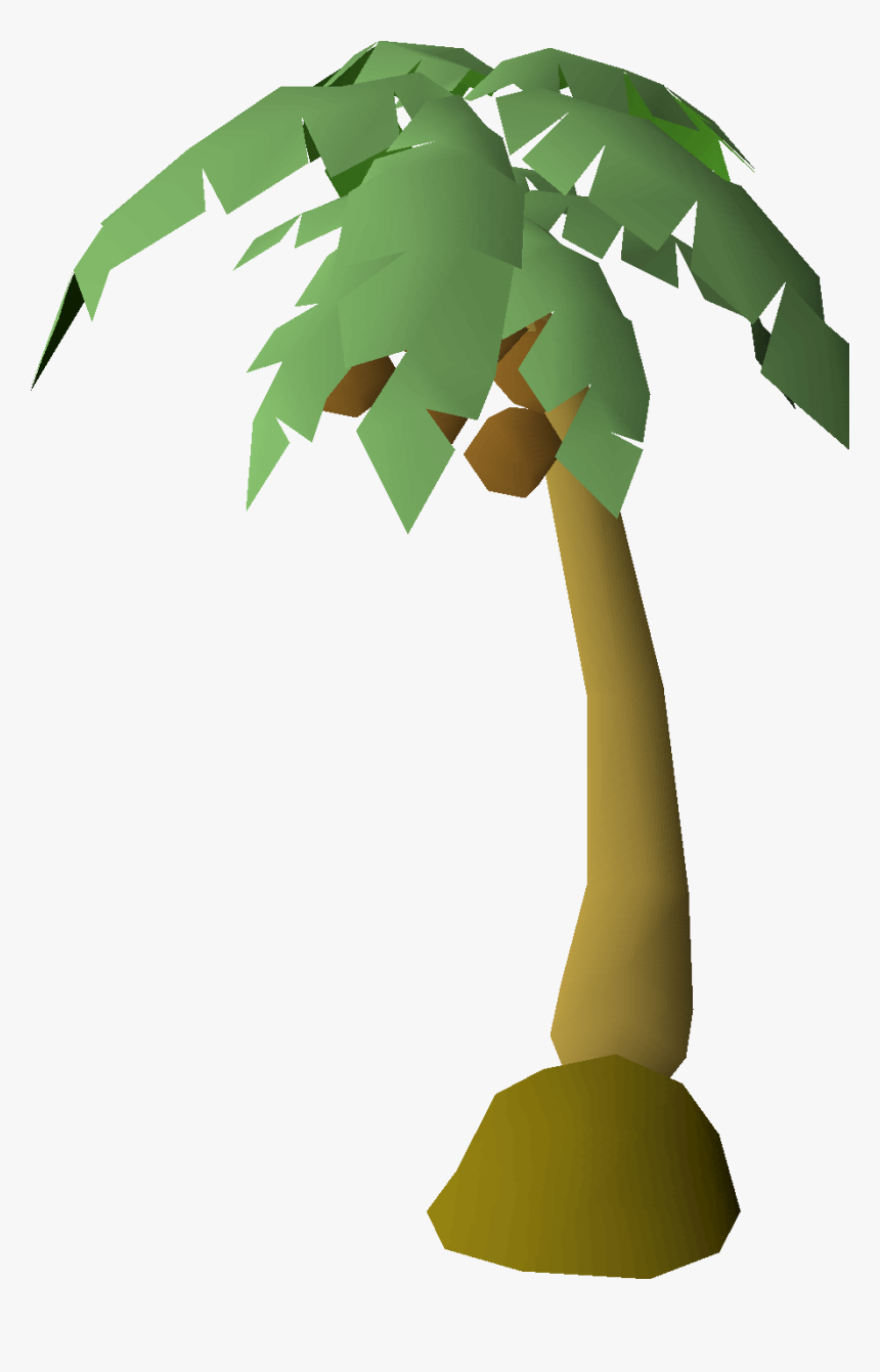 Cartoon Palm Tree Gif Transparent, HD Png Download, Free Download