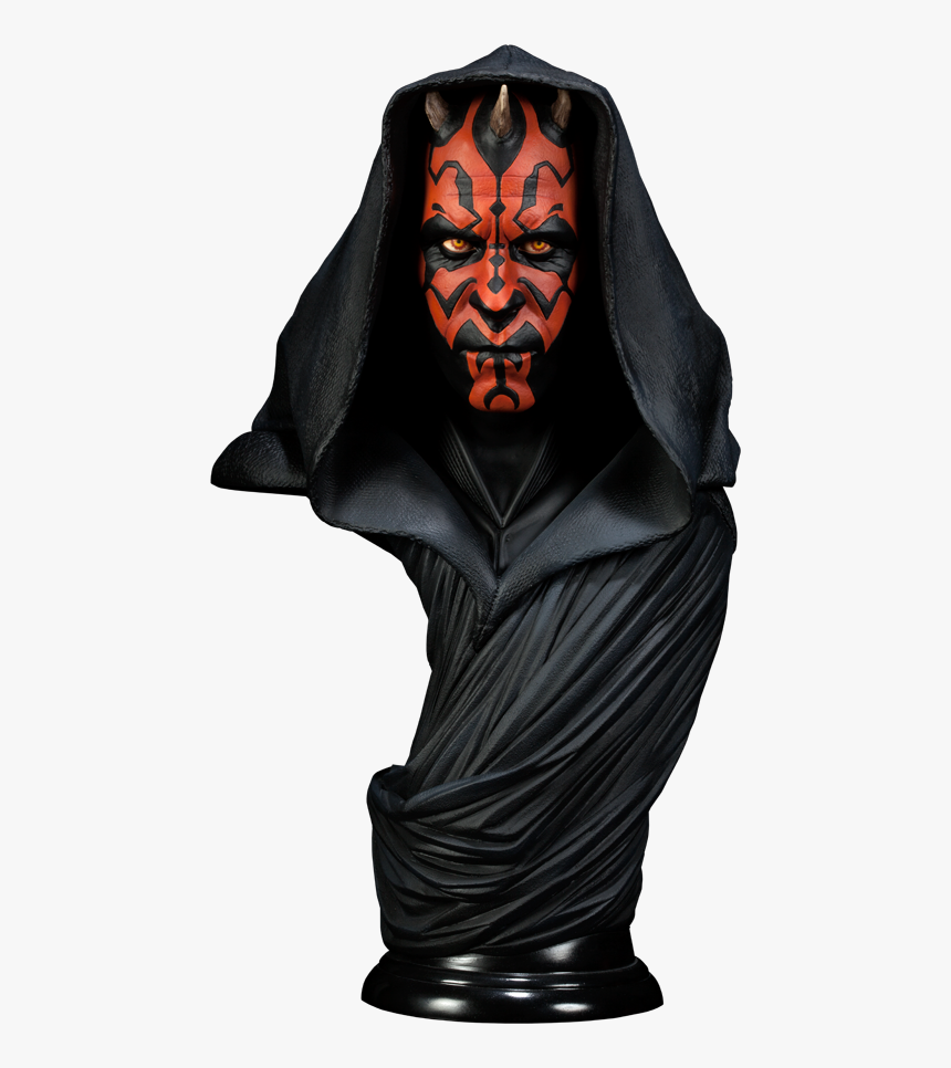 Sideshow Darth Maul Bust, HD Png Download, Free Download