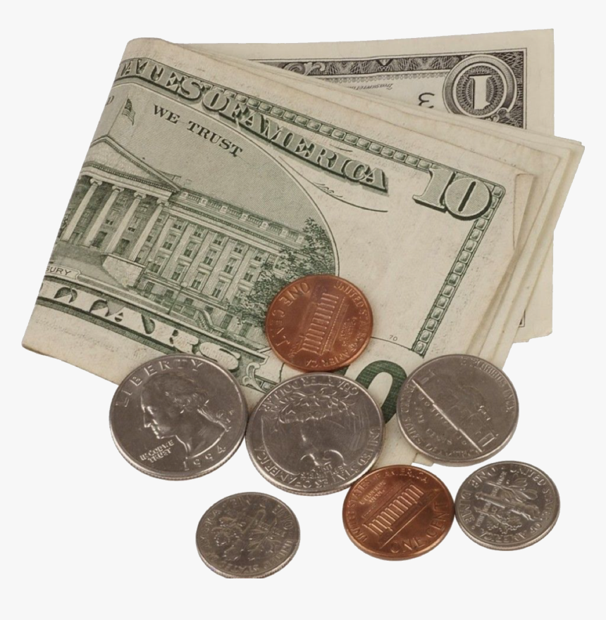 #money #niche #polyvore #cute #penny #png #freetoedit - United States 10 Dollar, Transparent Png, Free Download