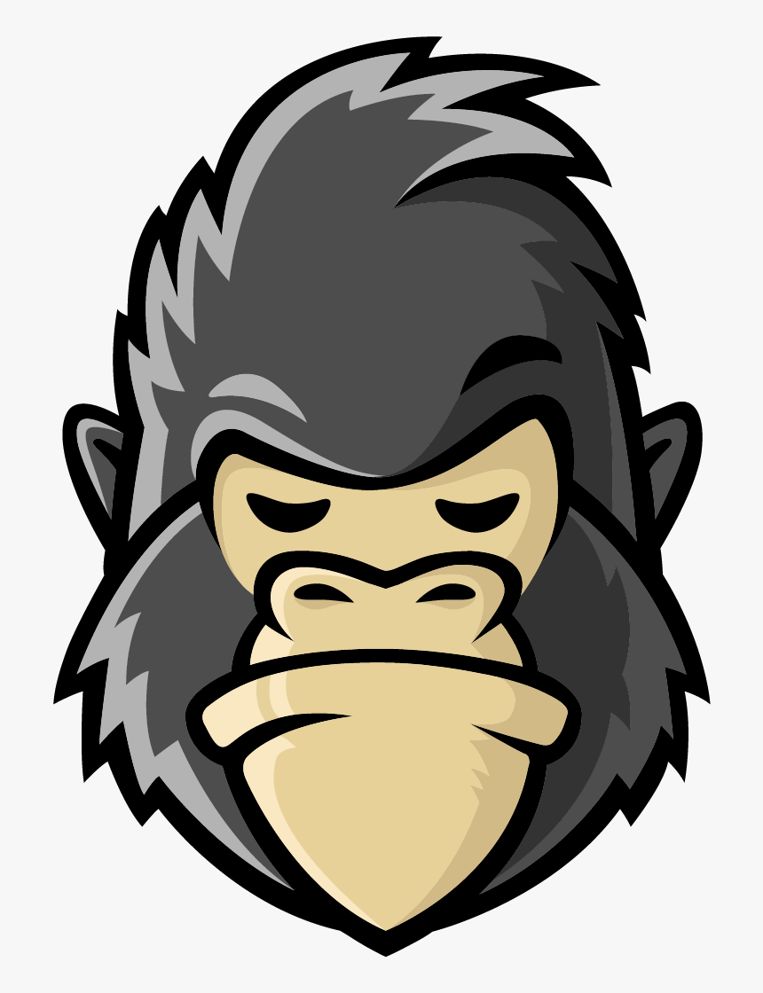 Png Freeuse Library Ape Clipart Mankey, Transparent Png, Free Download