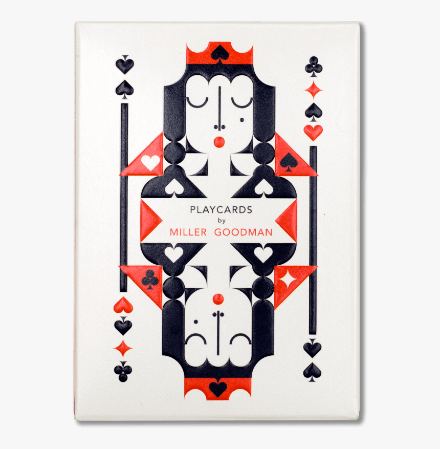 Miller Goodman, Special Edition Playcards, Playing - Play Cards, HD Png Download, Free Download