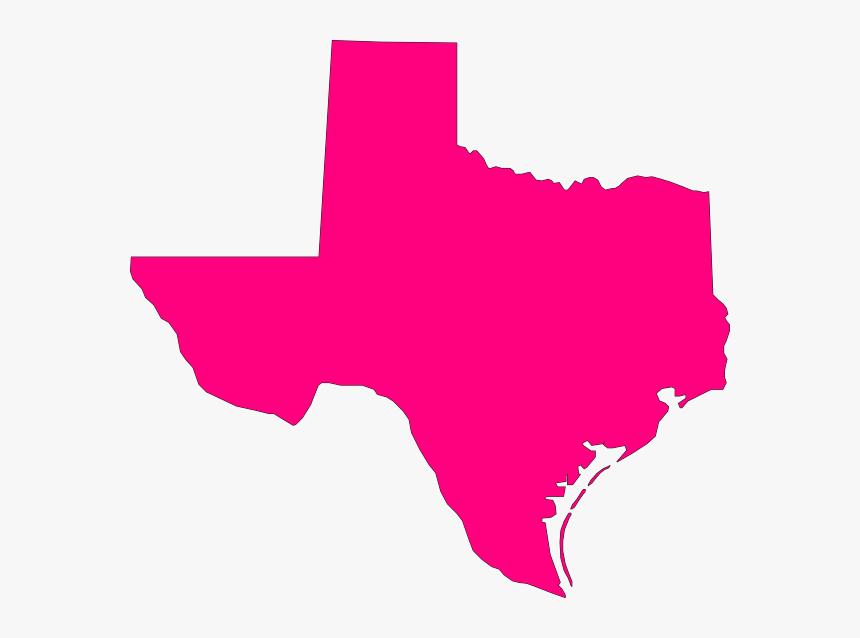 Pink Texas Clip Art At Clkercom Vector Online Texas Flag No Background Hd Png Download Kindpng