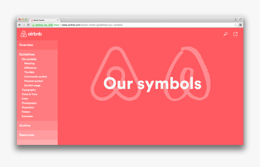 Airbnb Brand Guidelines, HD Png Download, Free Download
