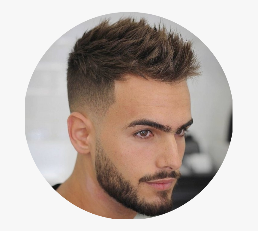 Men Hair Cut - Short Hair Style Boys, HD Png Download, Free Download