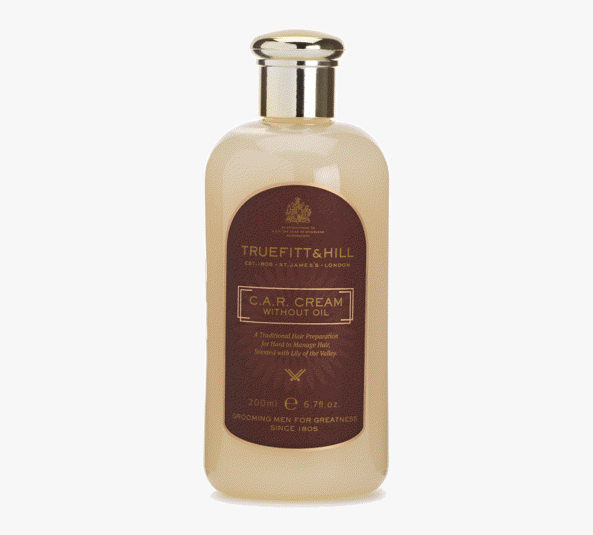 R Cream - Truefitt And Hill Car Cream Review, HD Png Download, Free Download