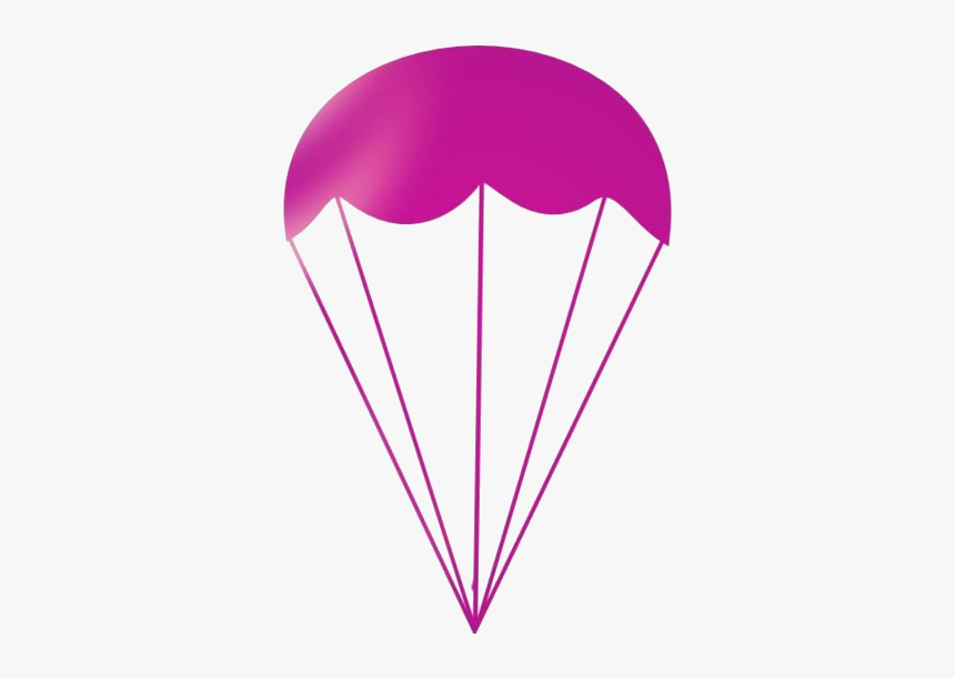 Colorful Parachute Png With Transparent Background - Illustration, Png Download, Free Download