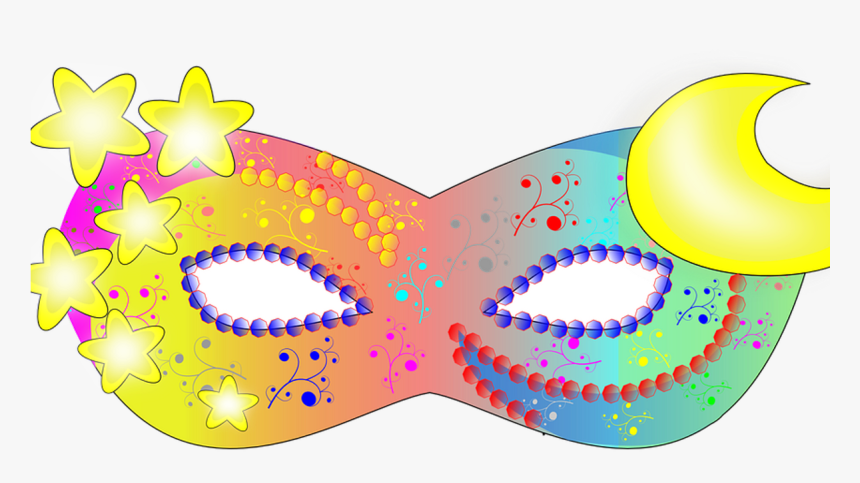 Masquerade Party Mask Clipart Hd, HD Png Download, Free Download