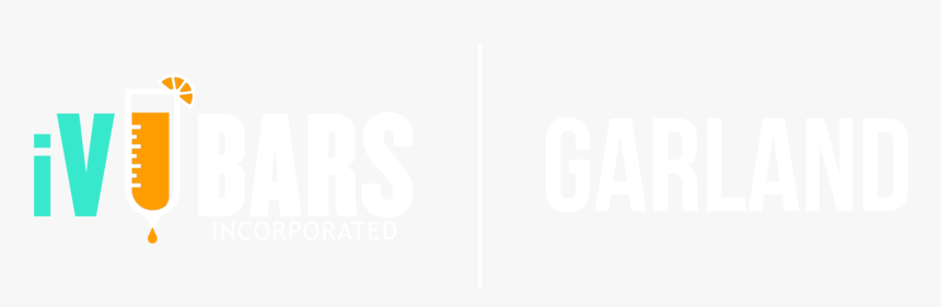 Main Iv Bars Garland Texas Logo White - Addison, HD Png Download, Free Download