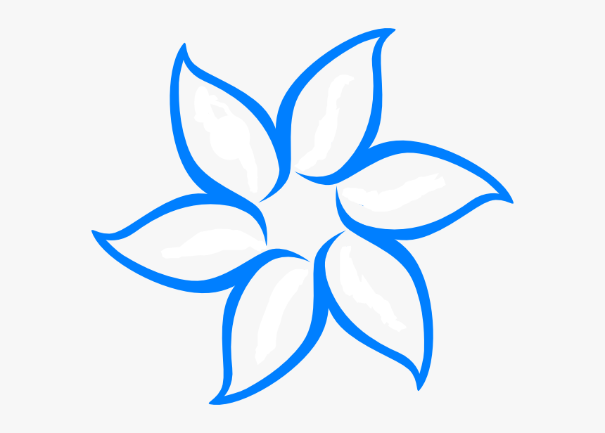 Easy Simple Flower Drawings Hd Png Download Kindpng