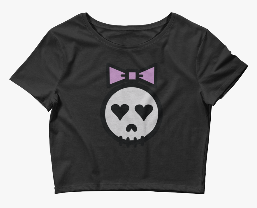 """girl Skull Emoji - Skull, HD Png Download, Free Download"